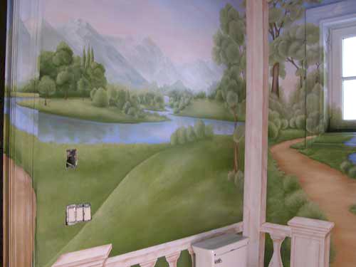 Wall Mural Summit NJ
