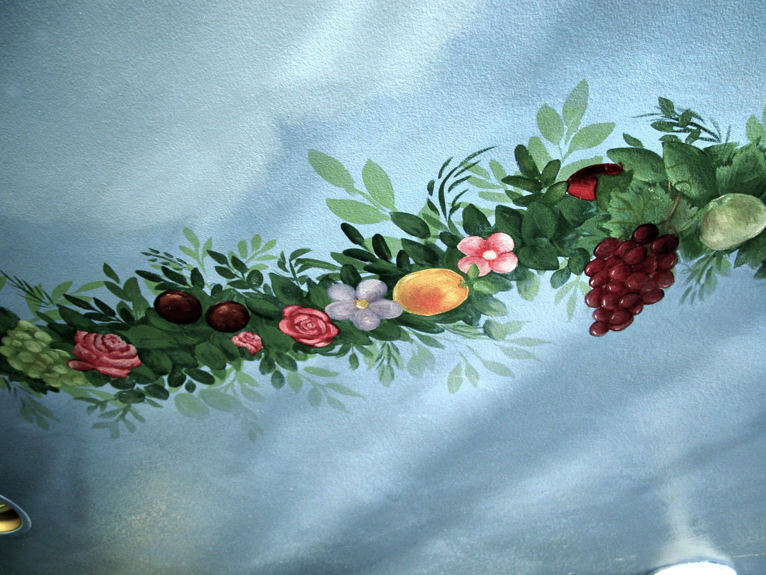 Mural Ceiling Idea Millnurn Nj