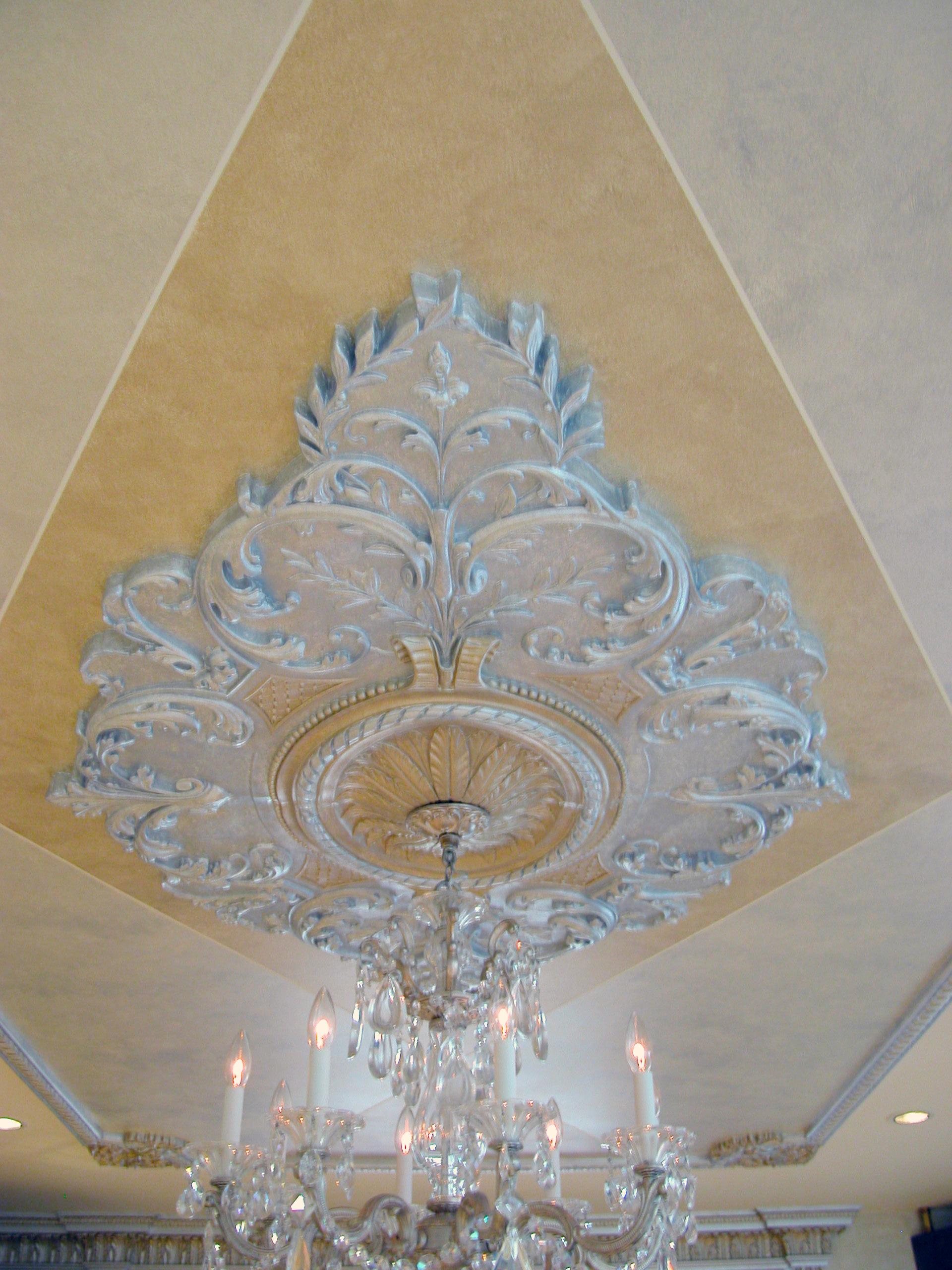 Gold Leaf Design Closter NJ