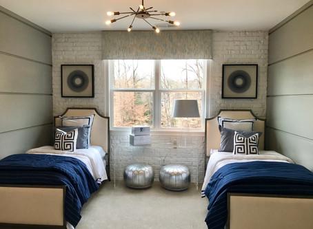 Twin bedroom?