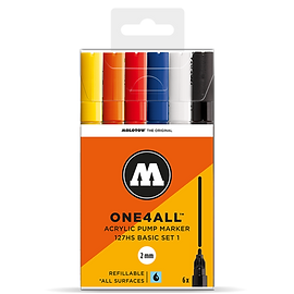Molotow_Paint Markers Sets_$39.95-$68.50