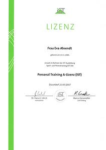 IST - Personal Trainer - Bild.png