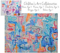 OConnor Children Collab 36x48