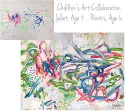 Moeller Children Collab 36x48