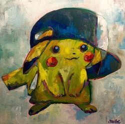 Jack Star Pikachu 20x20
