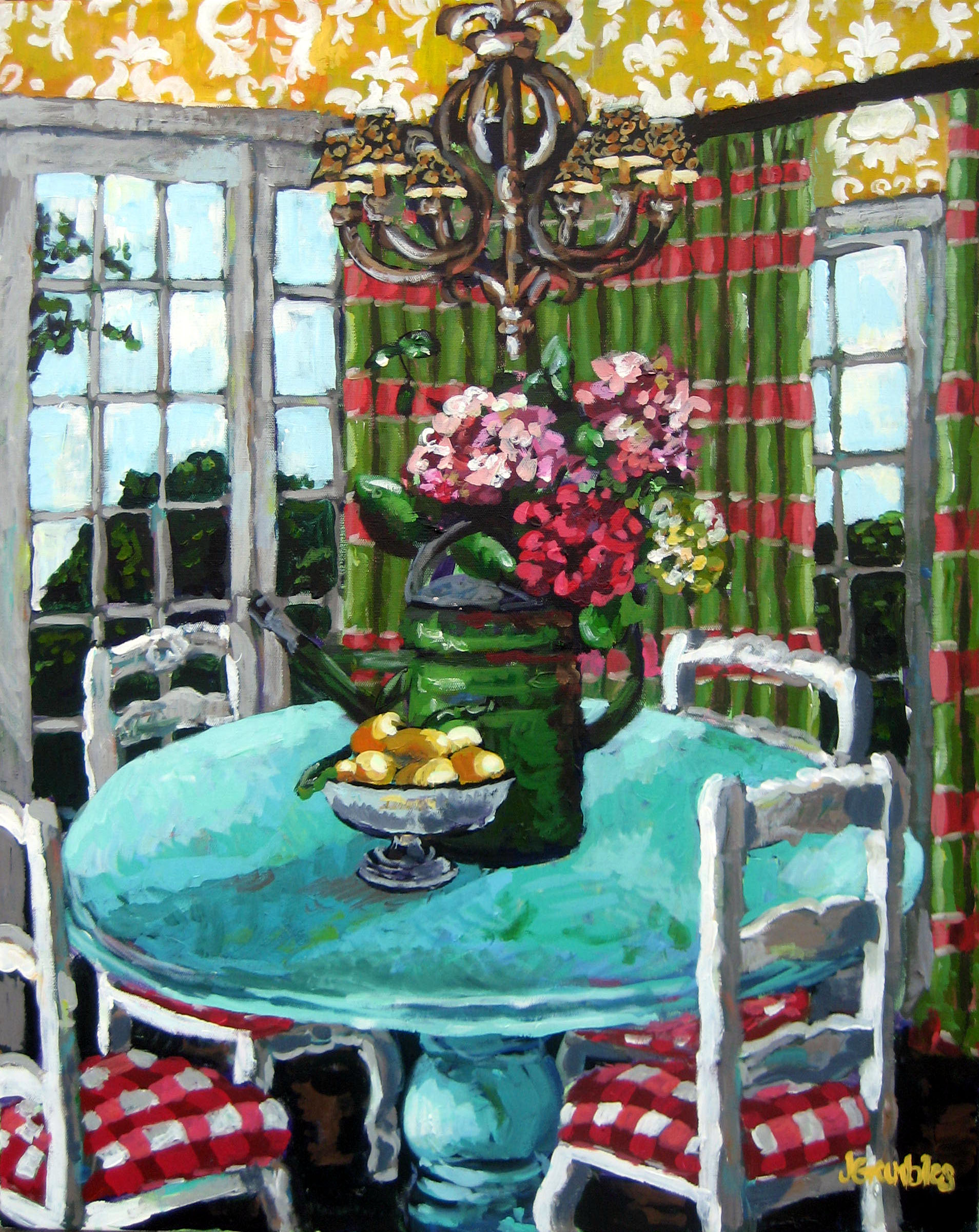 The Table 24x30