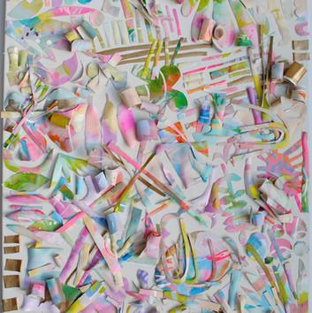 Pink Palette 24x30
