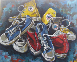 Old Sole 24x30