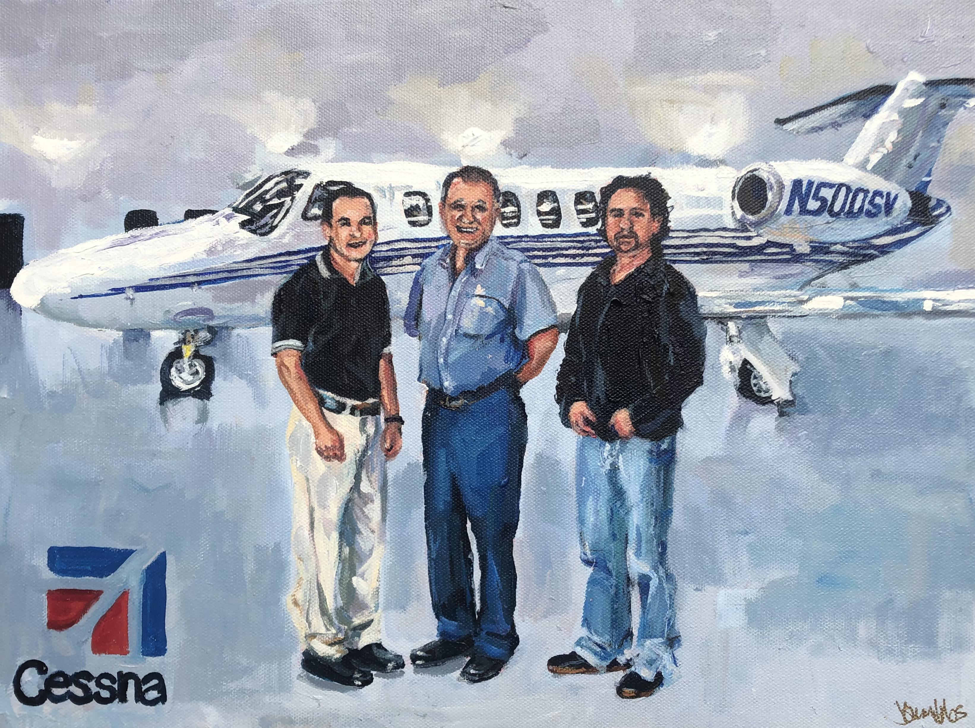 Cessna 12x16