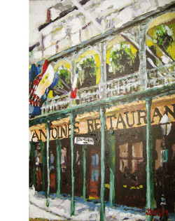New Orleans 16x20