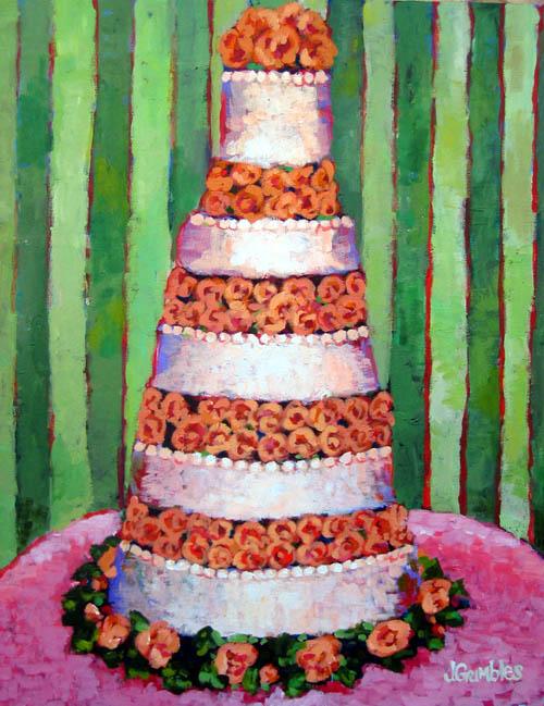 Katy Lucas Cake 24x30