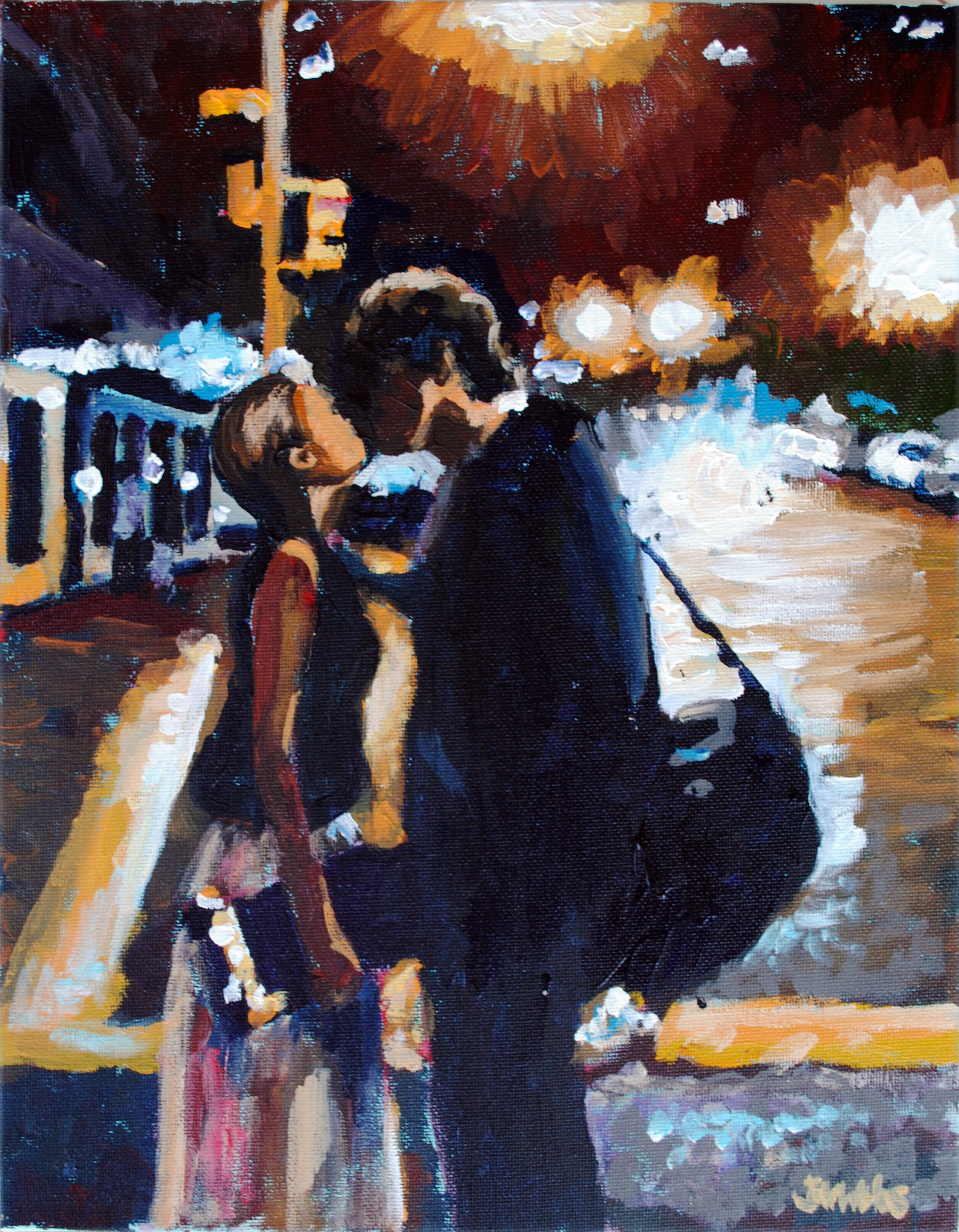 Makeout 11x14
