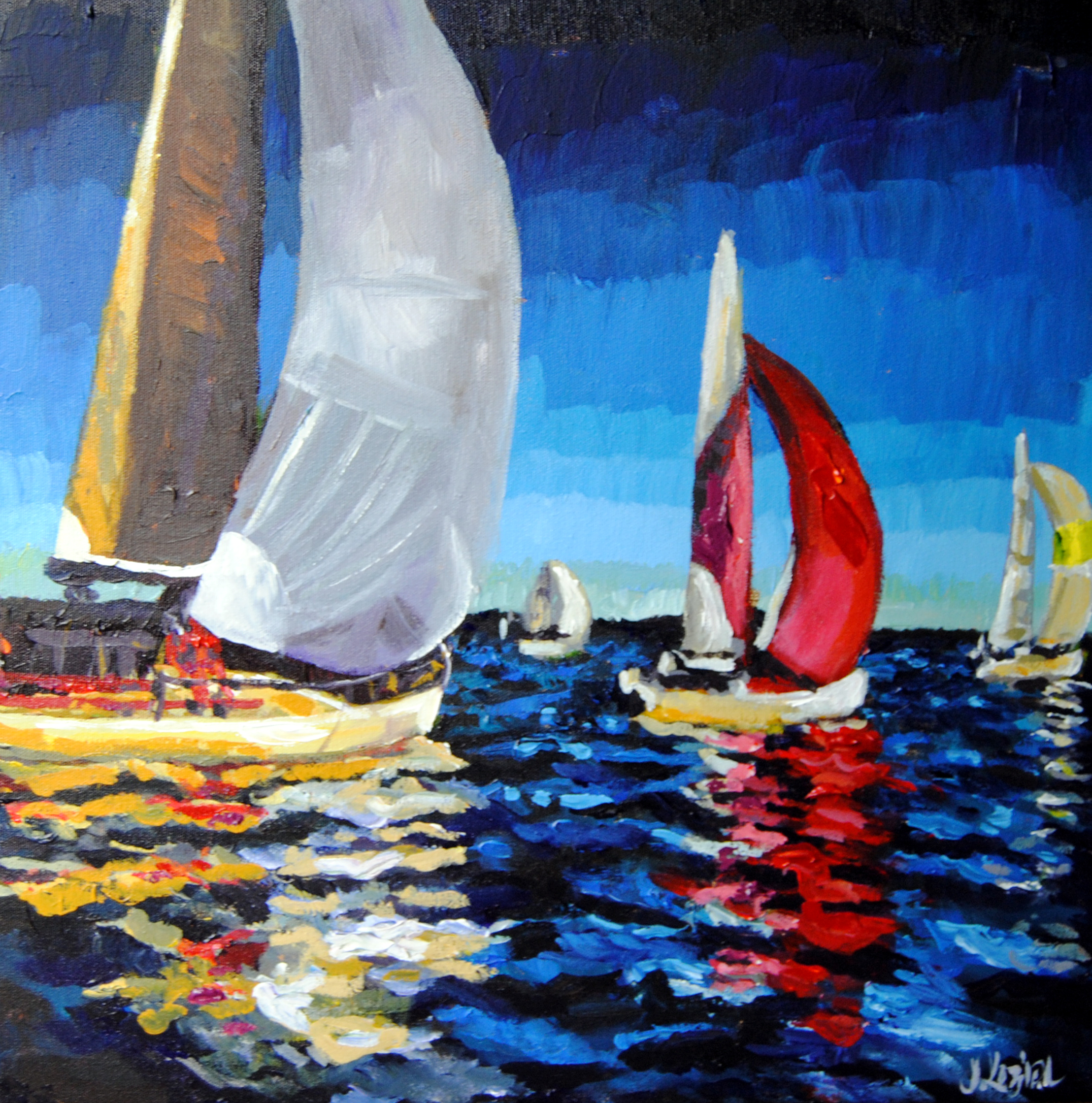 Regatta Twilight 20x20