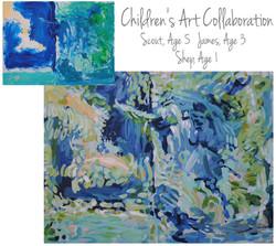 Sinacola Children Collab 36x48