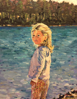 Georgie Pond 11x14