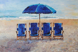 Outer Banks 24x36
