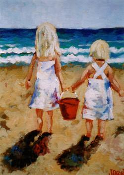 Beach Baby No 20 11x14