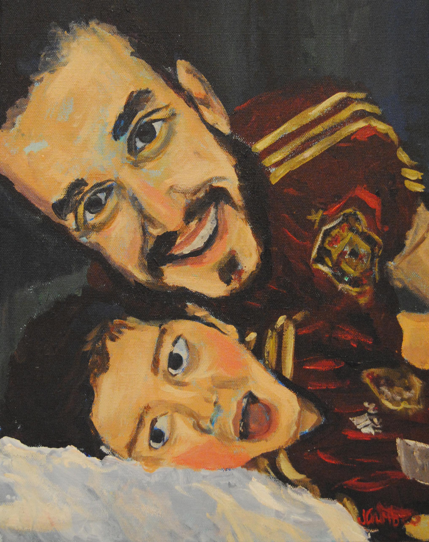 Romanillos Boys 11x14