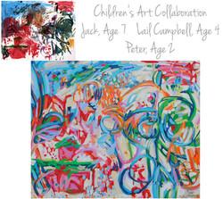 Klitch Children Collab 48x60