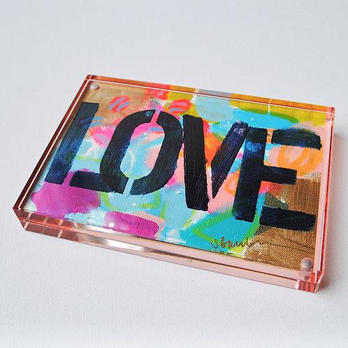 Original Pink Lover Block, FOURTEEN