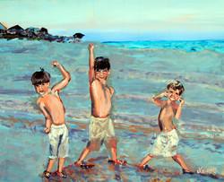 Smith Beach Boys 16x20