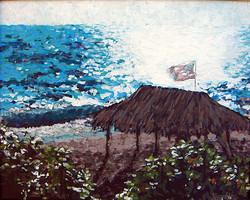 Wind and Sea 16x20
