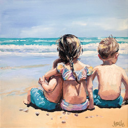 Walther Beach Babies 12x12