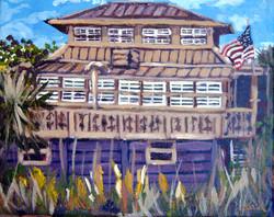 Beach House 8x10