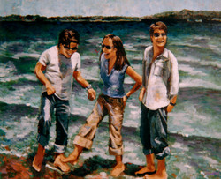 Coronado Kids 36x48