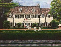 White House 11x14