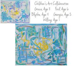 McEvoy Children Collaboration 24x30