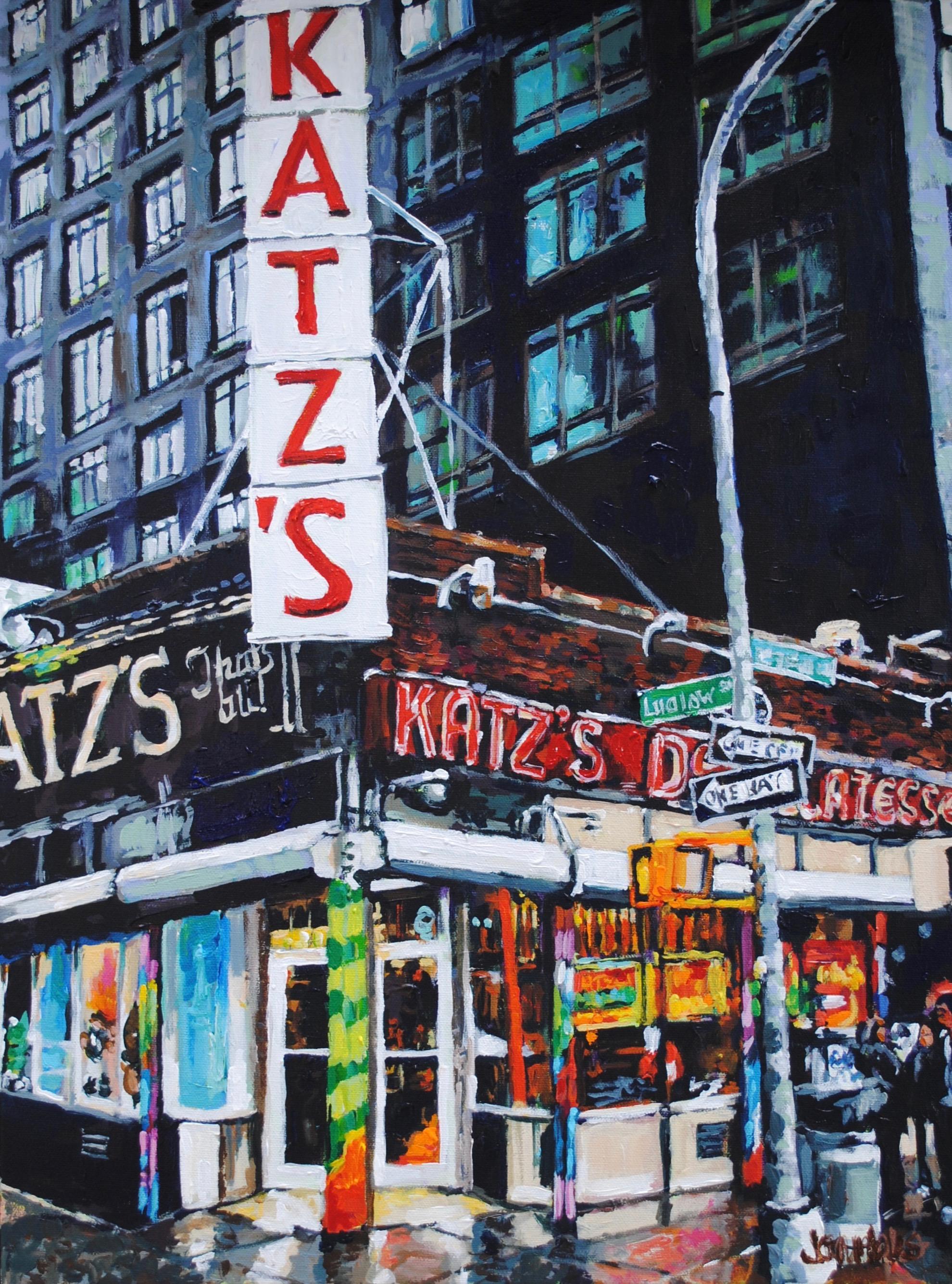 Katz's 18x24