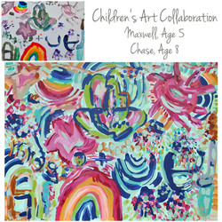 Antesberg Children Collab 30x40