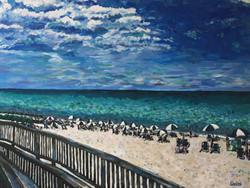 Wendy's Rosemary Beach 36x48