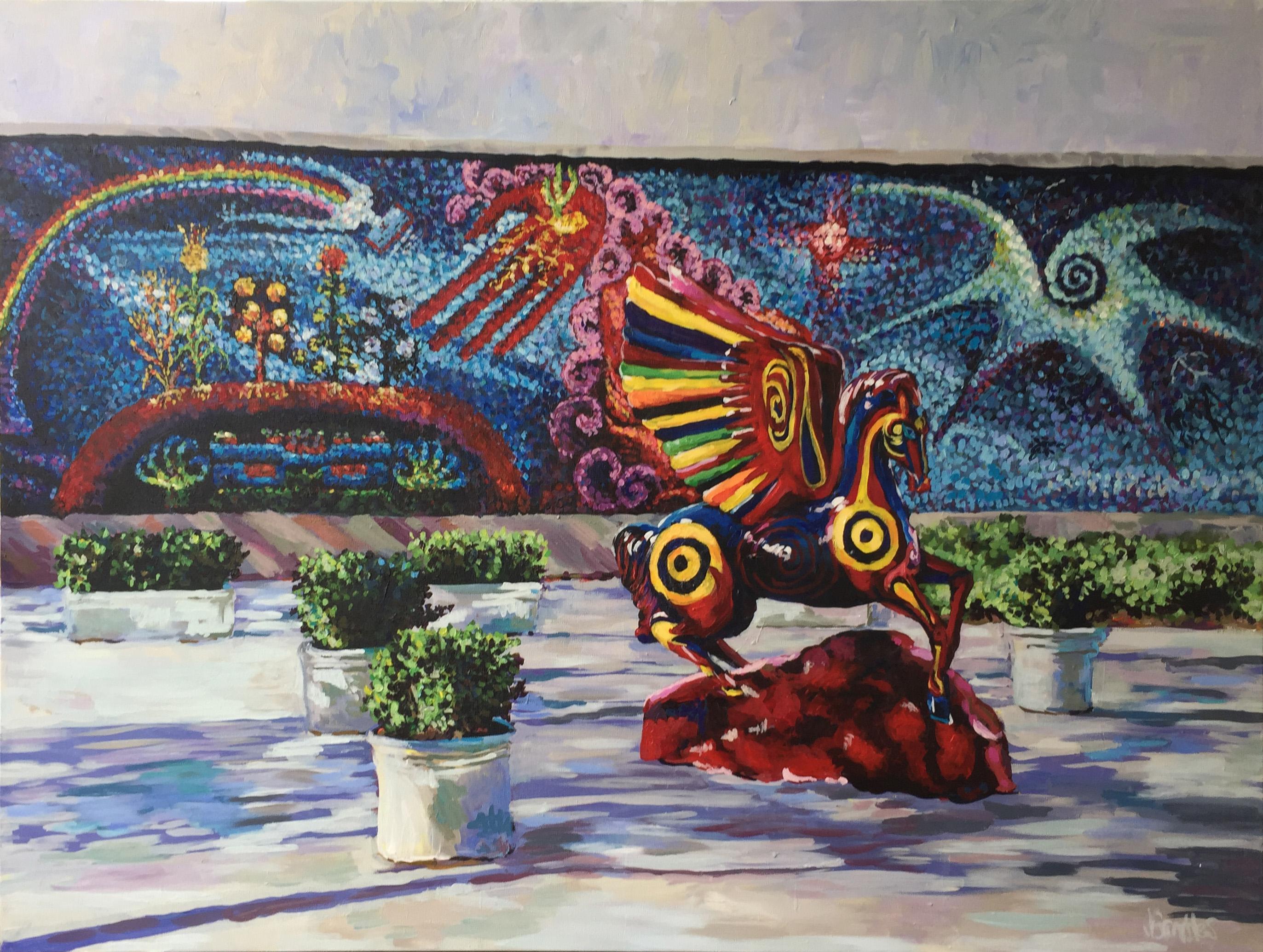 Art in Art 36x48