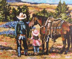 Ranch 24x36
