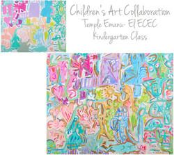 ECEC Kinder Collab 48x60
