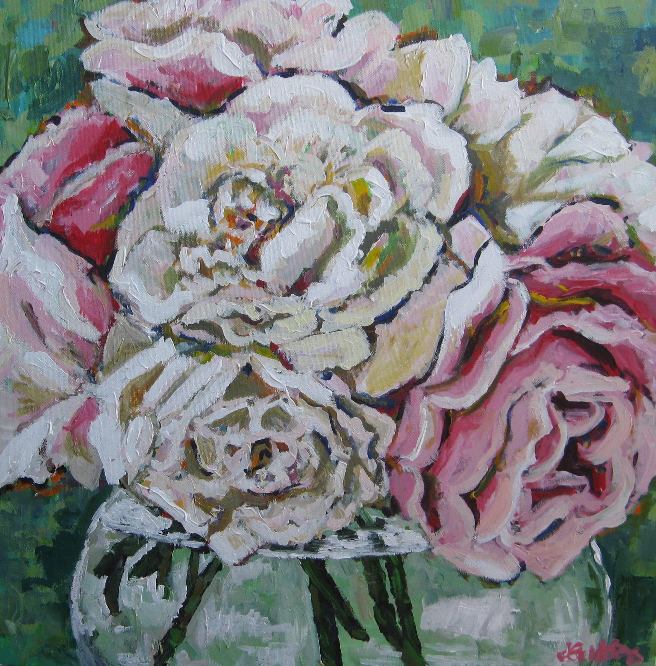In Full Bloom 24x24