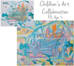 Eli Children's Collab 22x28