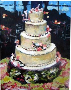 Hannah Cake 12x12