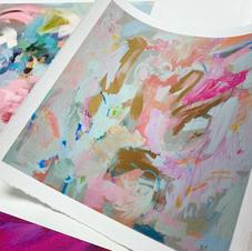 Canvas Kick Prints