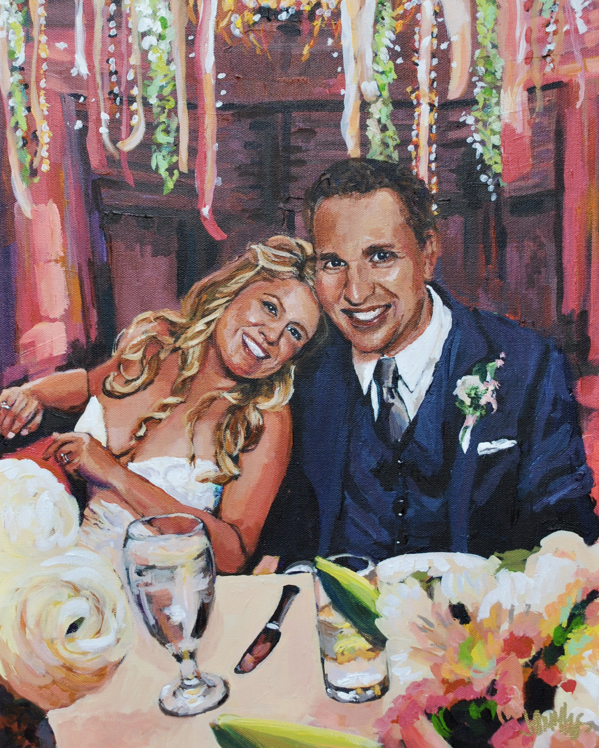 Adrienne and Mike 16x20