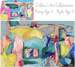 Hills Children Collab 30x48