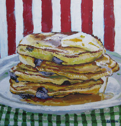 Pancakes 2 24x24