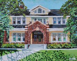 Maggie's New House 16x20