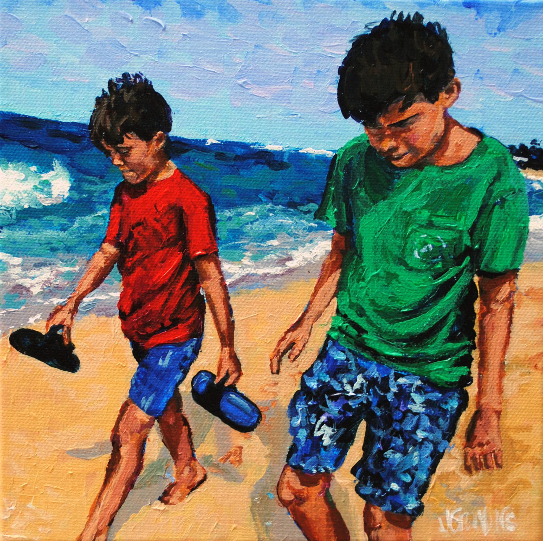 Beach Brothers 8x8