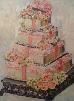 LaHaie Cake 18x24