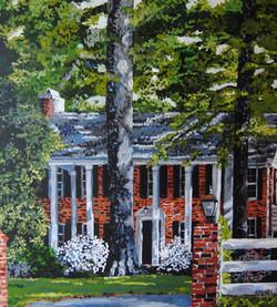 The House 51x46