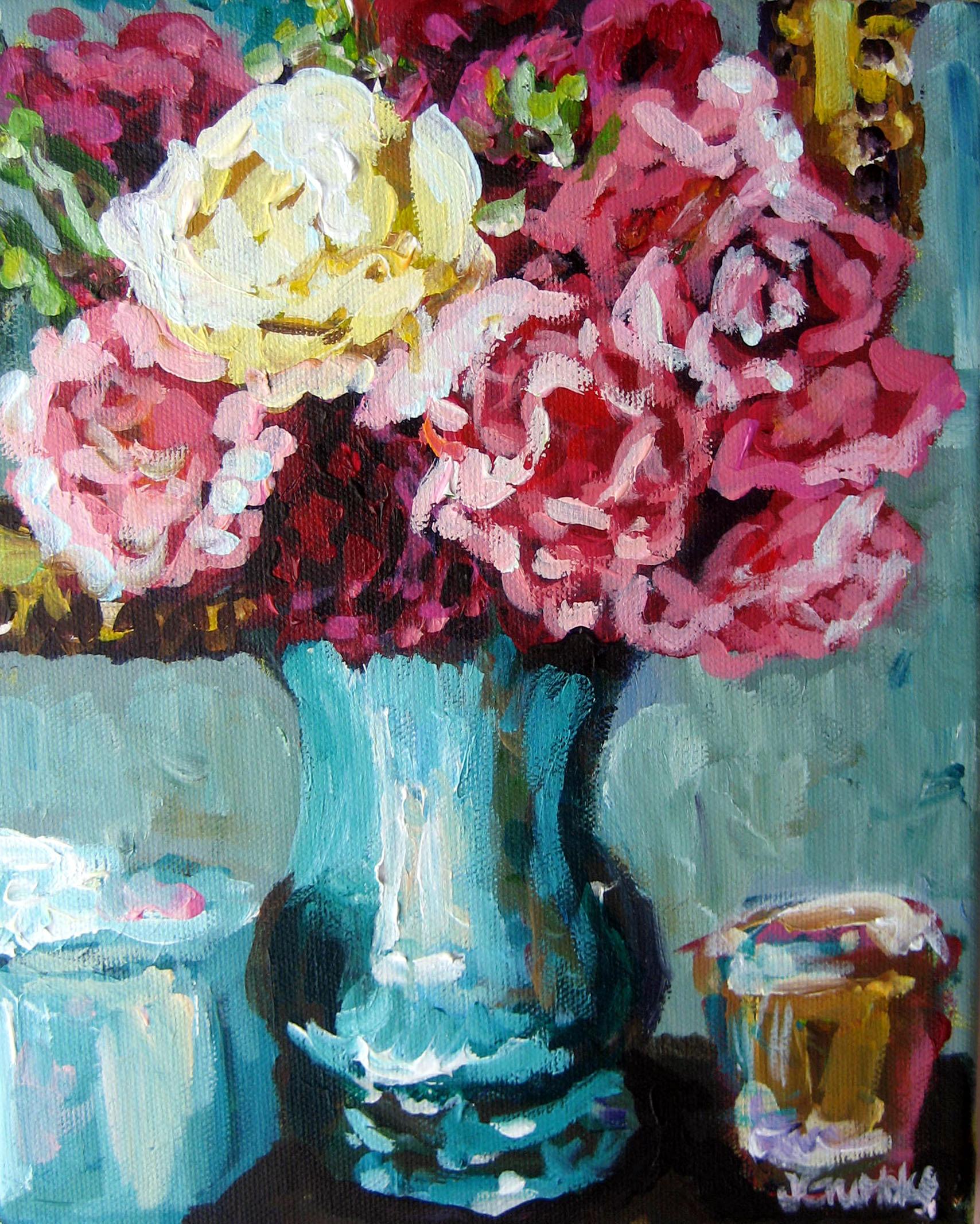 Galmour Bouquet 8x10