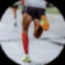 足底筋膜炎、バランス力
